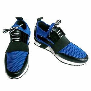 Steve Madden Blue Arctic Athletic Sneaker Sz 7.5
